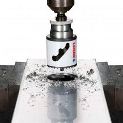 """Lenox 1"""" Bi-Metal SPEED SLOT® Hole Saw, 30016-16L"""