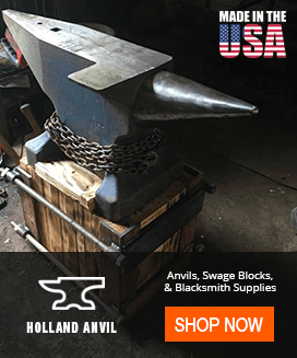 Shop Now at Holland Anvil | Made in U.S.A.