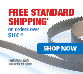 Free Standard Shipping On Orders Over $100, restrictions apply - see footer for details.